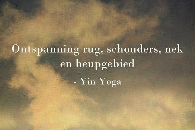 Ontdek de krachten van Yin Yoga bij hooggevoeligheid (HSP)
